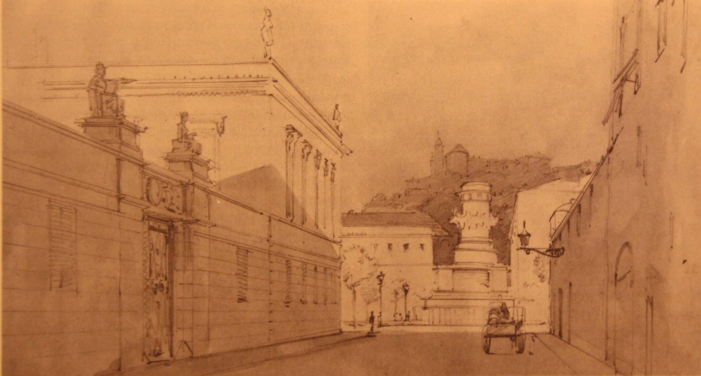 P.D. Cambiaso, Palazzo Faraggiana, Genova, Civico museo di S. Agostino
