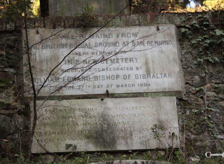British Cemetery – 27 marzo 1904, 113 anni dalla sua consacrazione