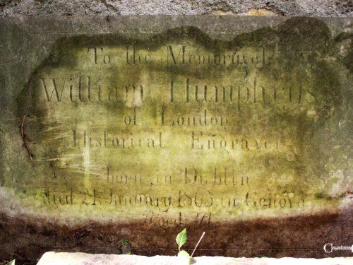 William Humphrys, lo storico incisore di francobolli