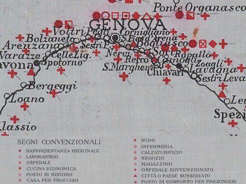 La Croce Rossa a Genova durante la Grande Guerra
